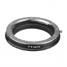 Novoflex Nikon lens to Four Thirds camera adaptor